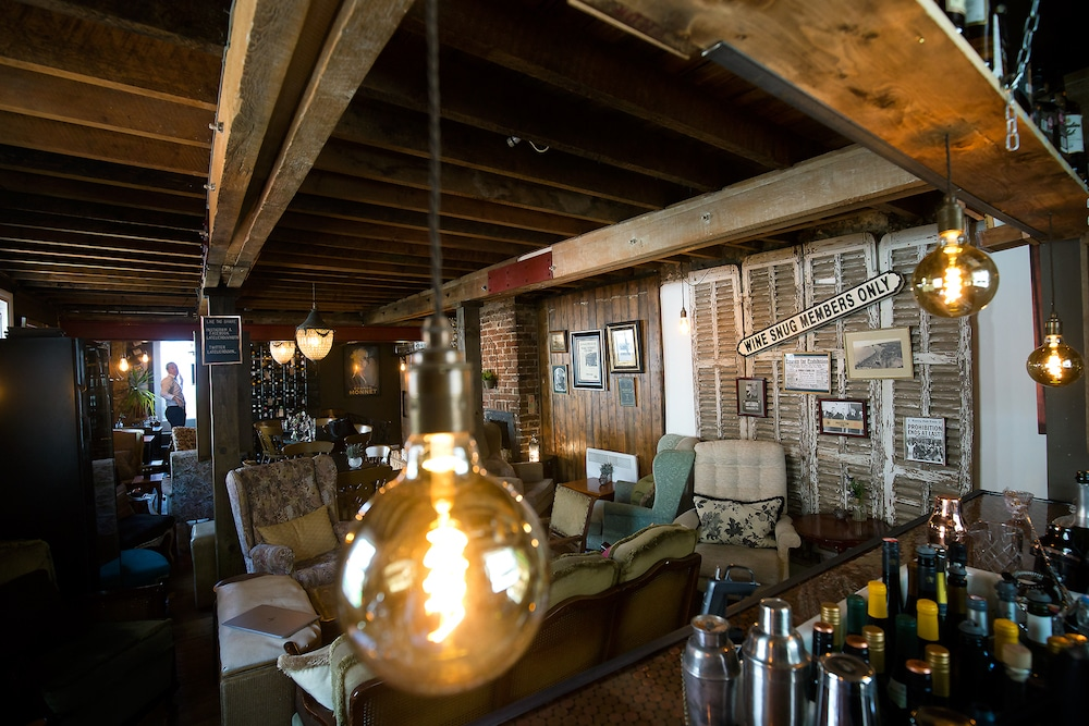 Bar ar L'Ateiler du Vin Brighton