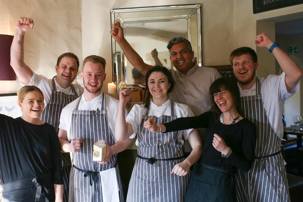 Brighton Restaurant Awards 2017