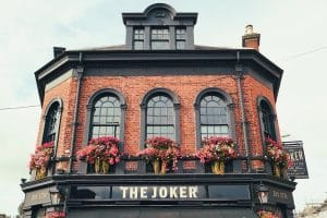 The Joker Lost Boys chicken dog friendly brighton restaurant awards BRAVO