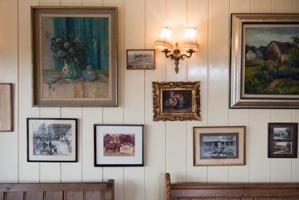 Interior at Sussex Ox