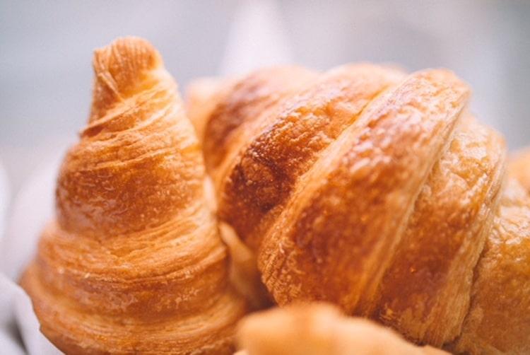 Flour Pot vegan croissant