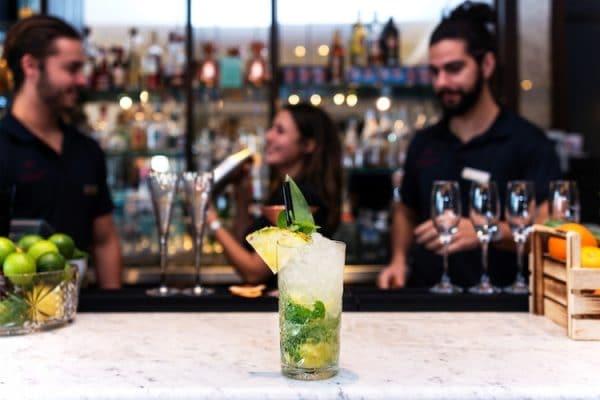 Hilton Brighton Waterhouse Bar Cocktails - Bars Brighton