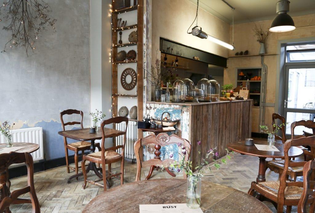 Cafe Rust Brighton. welcome brighton. Brighton Restaurant Awards