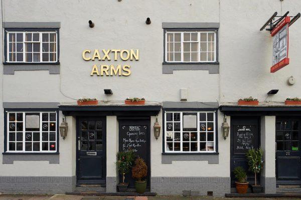 Caxton Arms Brighton most dog friendly brighton restaurant awards BRAVO