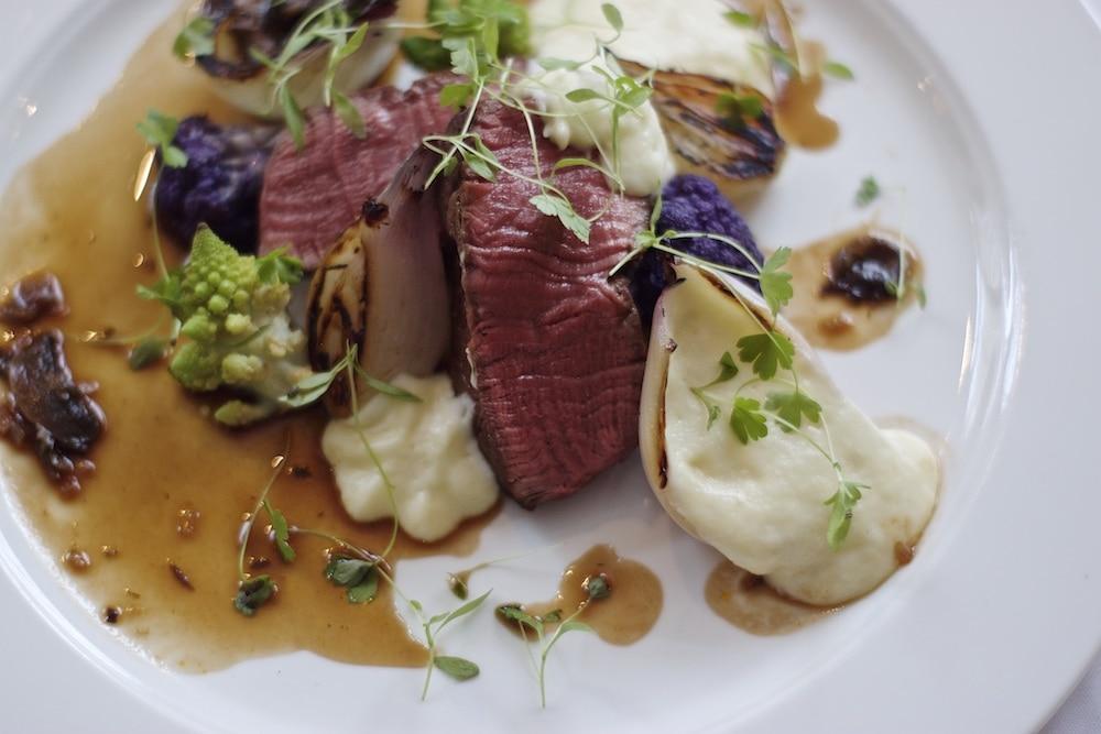 Sunday Roast - The Restaurant at Drakes, Drakes Hotel Brighton