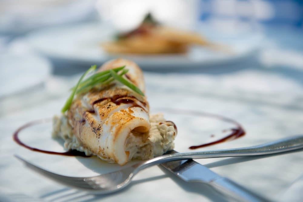 Greek Food - Jo Hunt