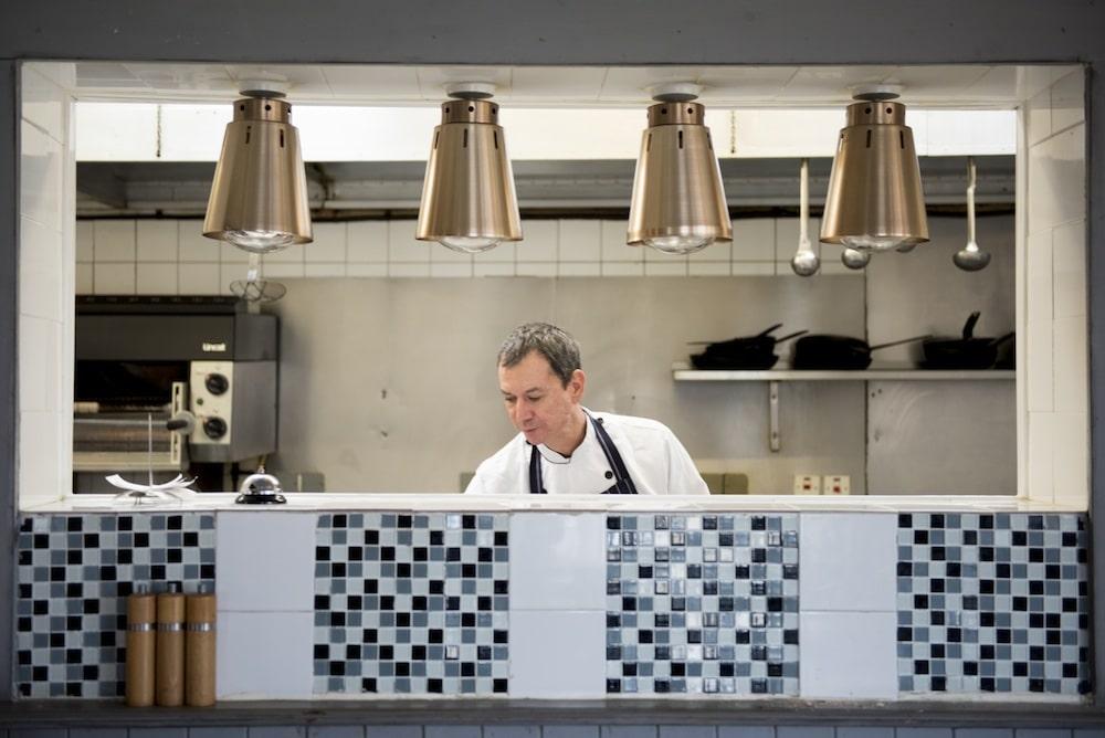 Open Kitchen at The Wheatsheaf in Brighton