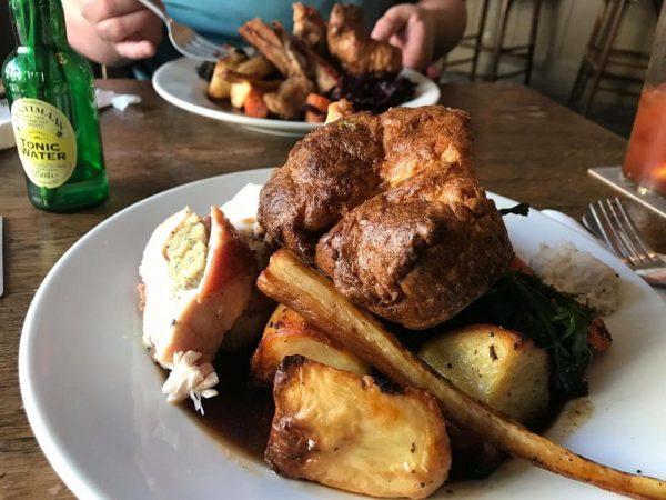 The Southern Belle Best Pub Brighton Restaurant Awards BRAVO