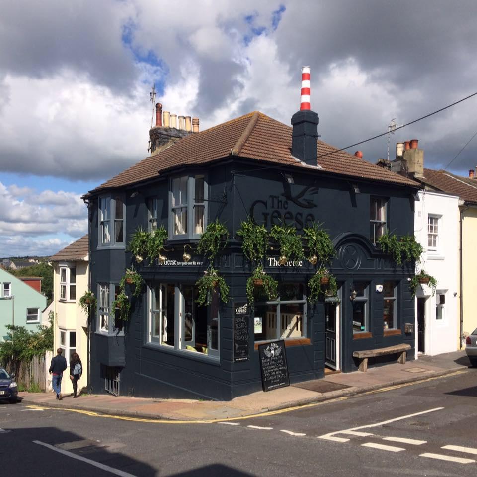 The Geese Southover Best Roast Brighton restaurant awards BRAVO, Gastro Pubs Brighton