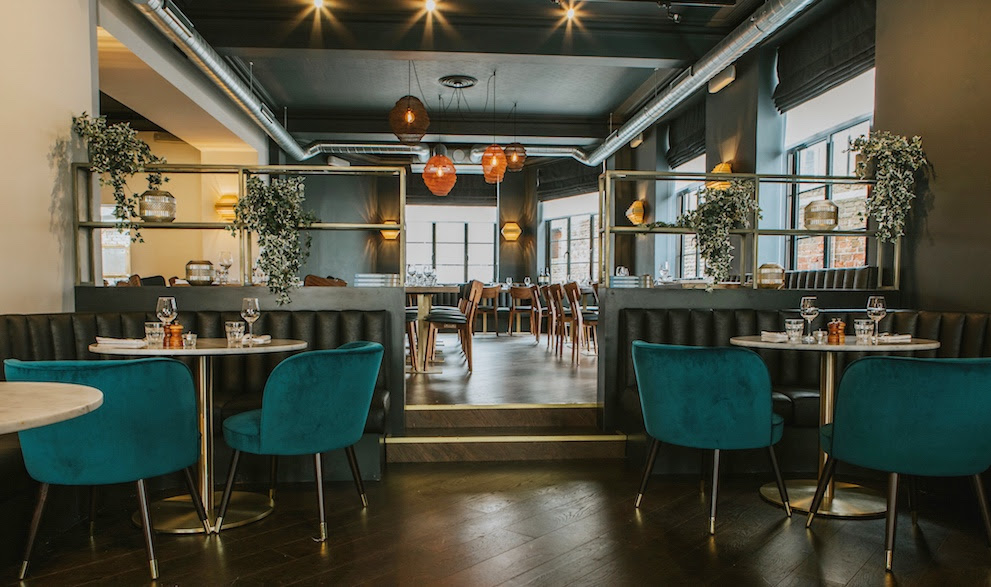 The Ginger Pig Best Pub Brighton Restaurant Awards BRAVO