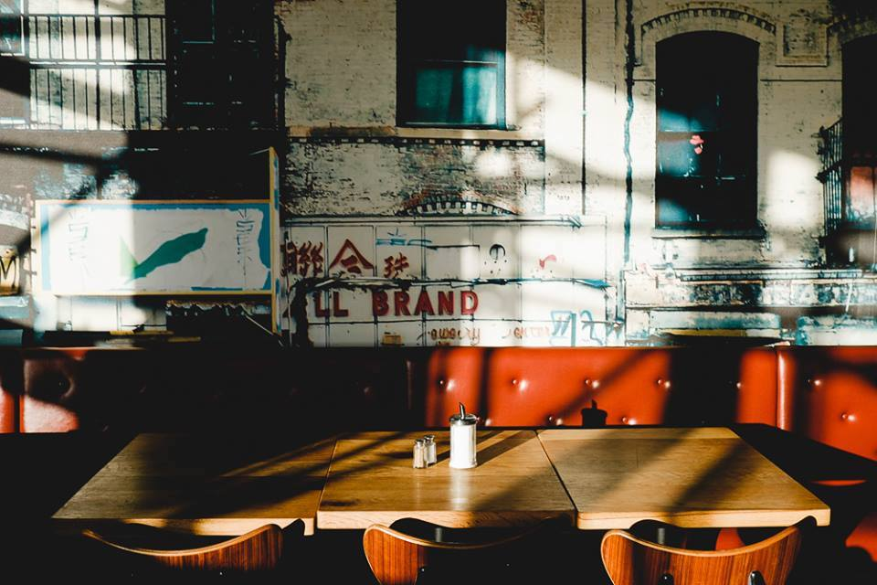 Interior of venue - The New Club Brighton