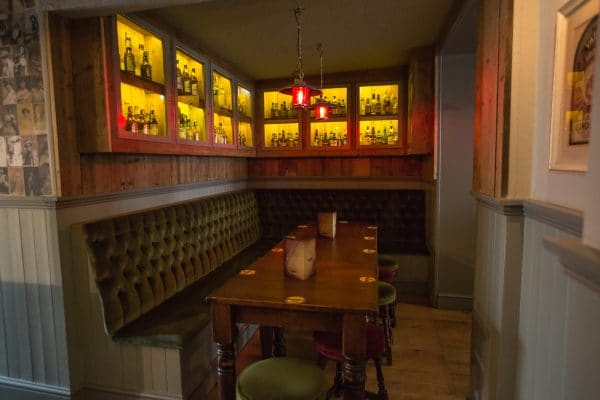 The Prince George Best Pub Brighton Restaurant Awards BRAVO