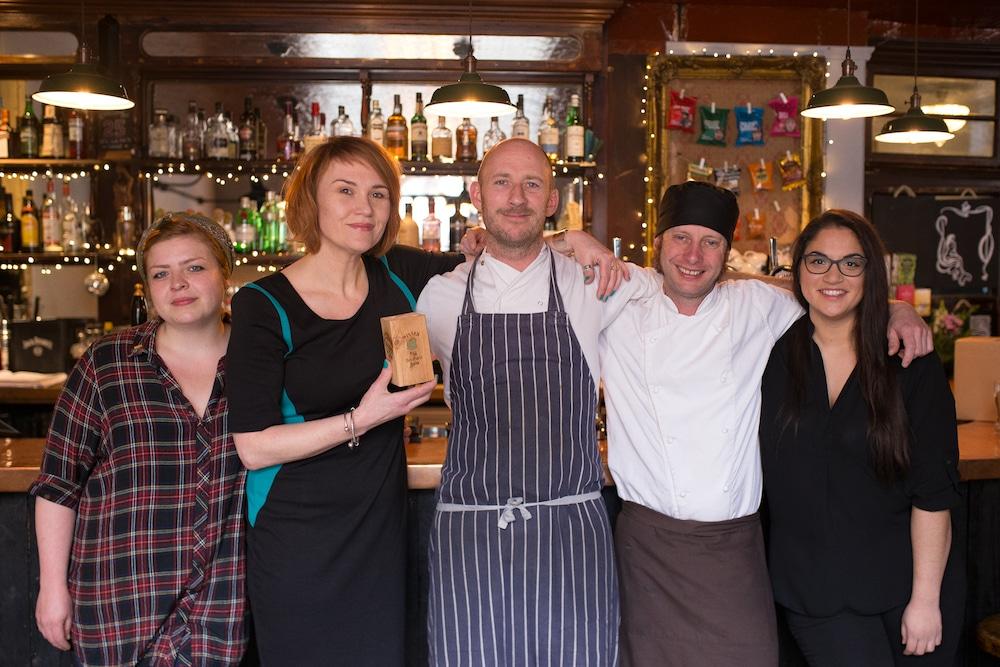 The Southern Belle - Best Sunday Roast - Brighton Restaurant Awards