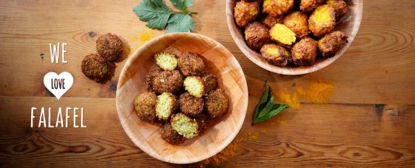 We Love Falafel best budget bites Brighton restaurant awards BRAVO
