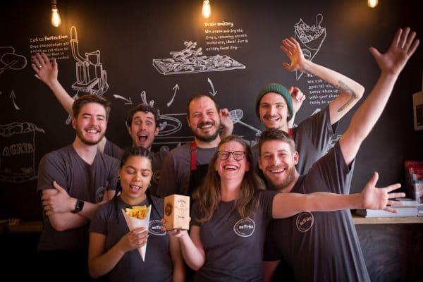 BeFries Best Welcome Brighton Restaurant Awards