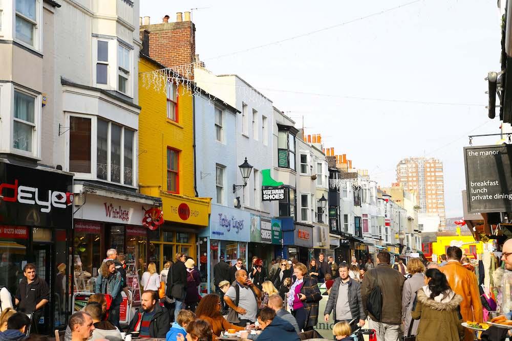 Brighton North Laine