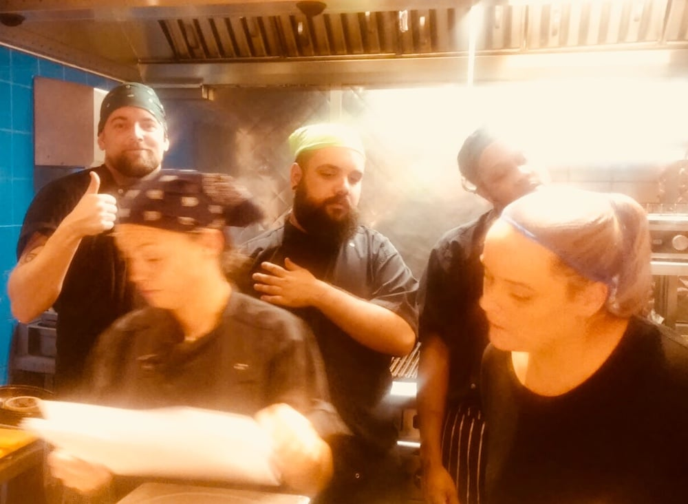 Oui Chef Recruitment Brighton, Jai Foster, James Foster