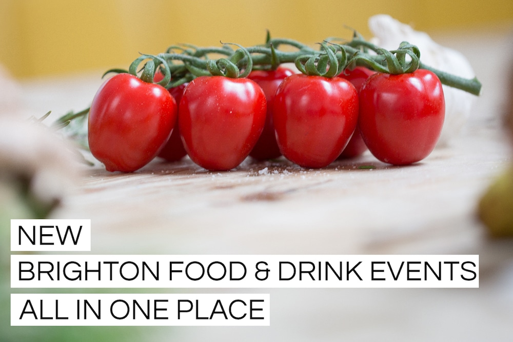 Brighton food and drink events facebook