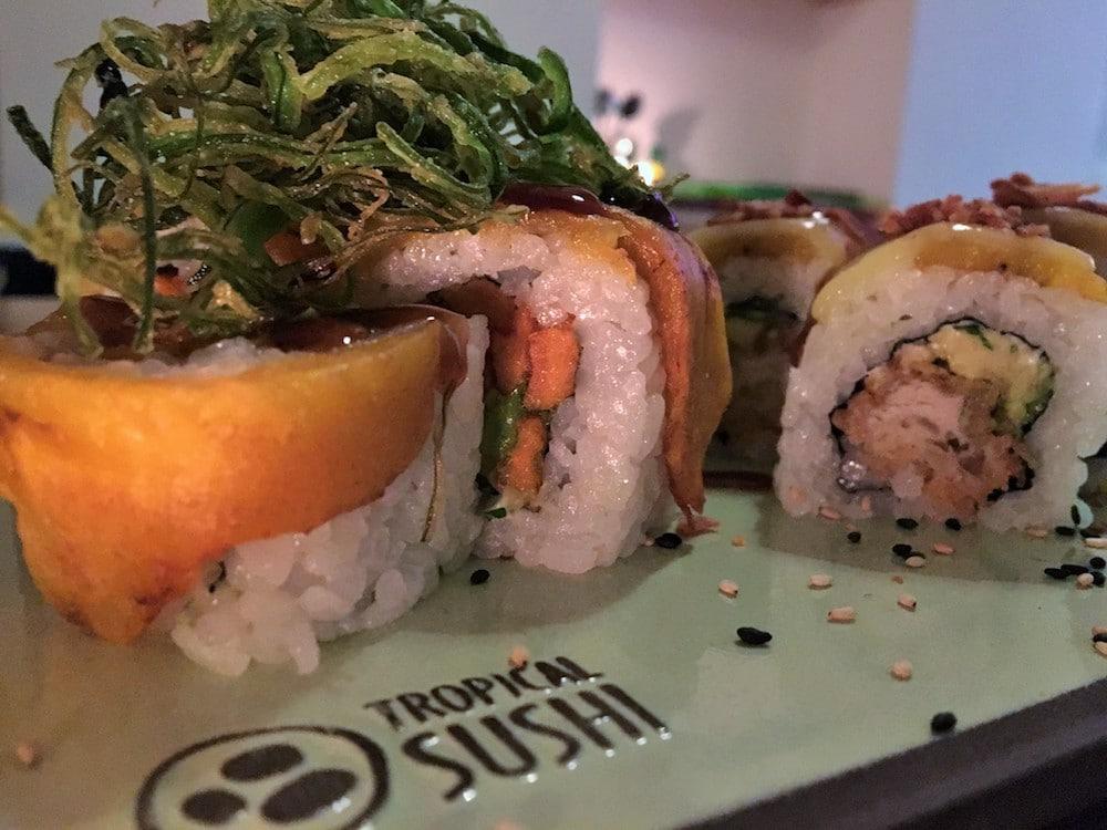 Tropical Sushi Brighton