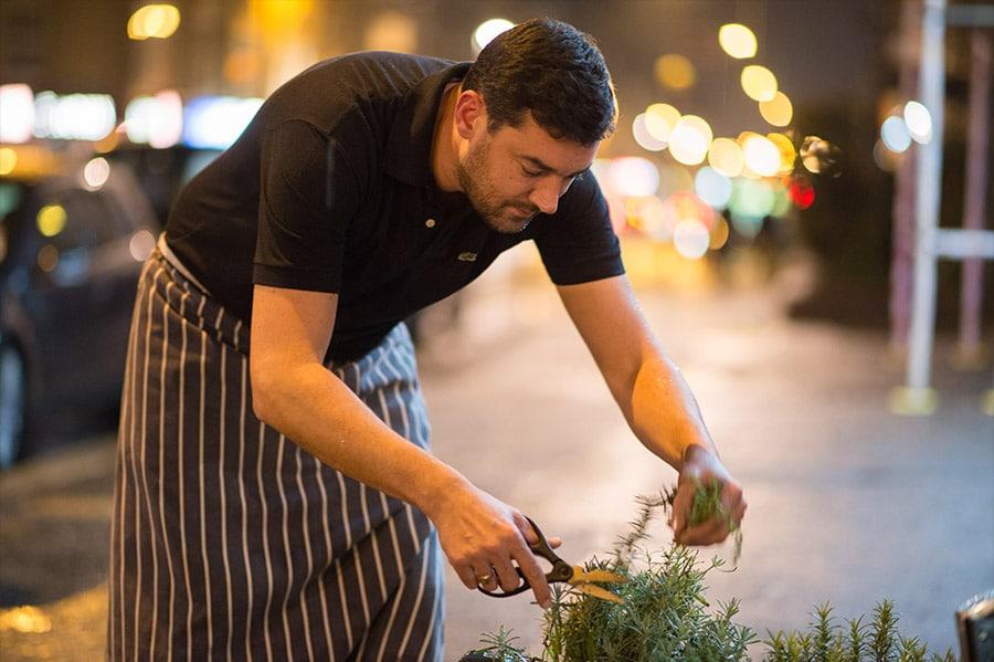 Pascal - Chef at Le Nantais Bistro in Hove