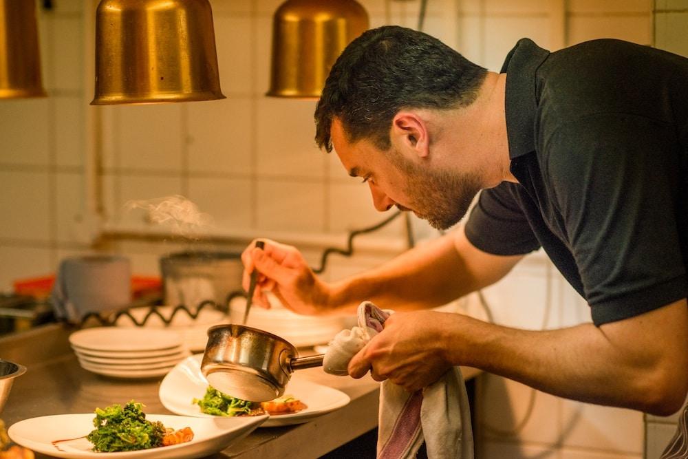 Chef at Le Nantais Hove