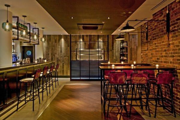 The Salt Room Bar