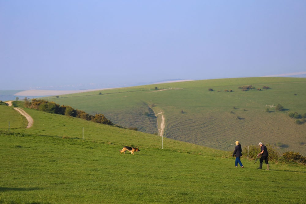The South Downs Devils Dyke - visit Brighton