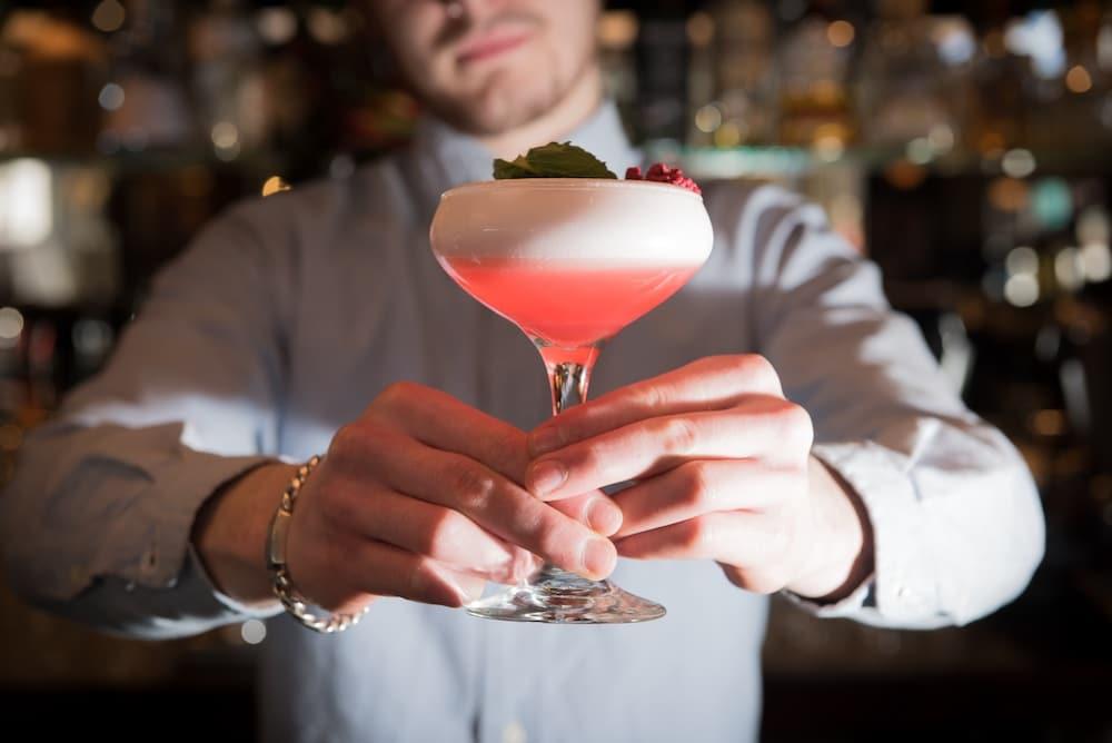 The Mesmerist Brighton Cocktail