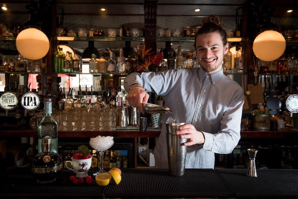Bar at The Mesmerist Brighton
