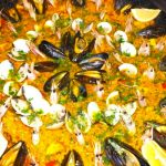 Traditional Spanish at Agua Dulce
