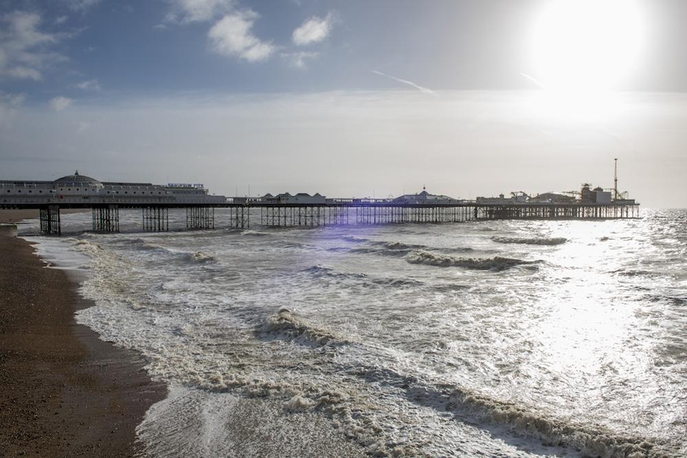 Brighton Pier - Jo Hunt