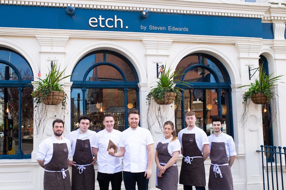 Etch. Best Restaurant. Brighton Restaurant Awards