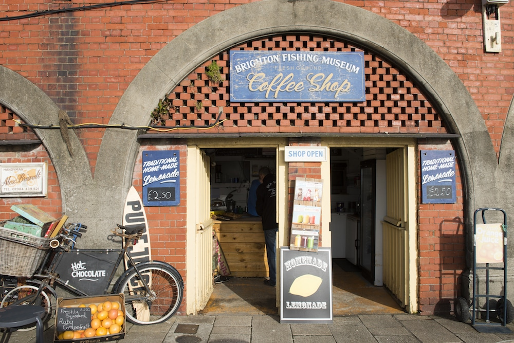 what do do in Brighton - visit Brighton Fishing museum