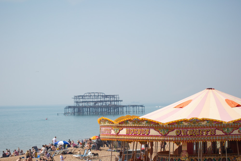 Visit Brighton - Carousel