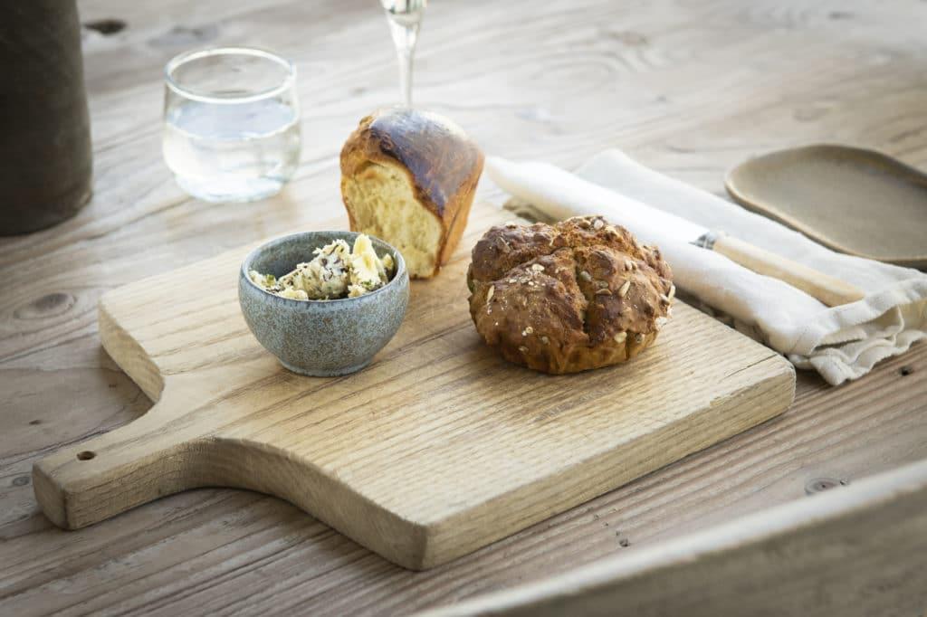 Bread board at Chard Brighton