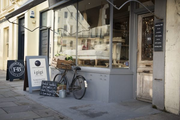 Chard Cafe and Restaurant. Best Restaurant Brighton. Brighton Restaurant Awards