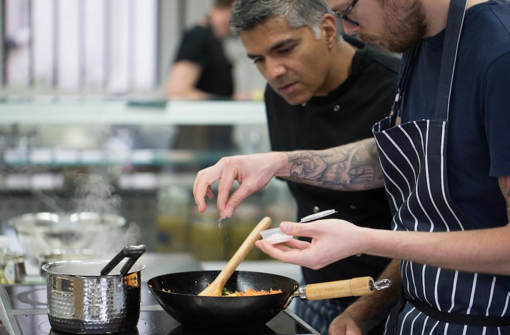Cookery Classes Brighton - The Kari Club