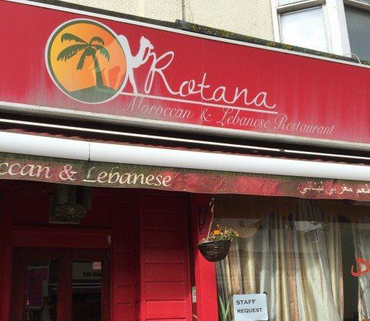 Rotana restaurant Brigton