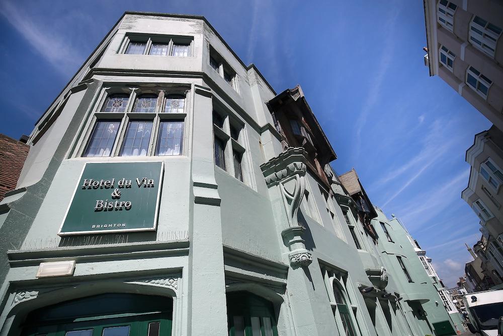 Hotel Du Vin, Ship St Brighton