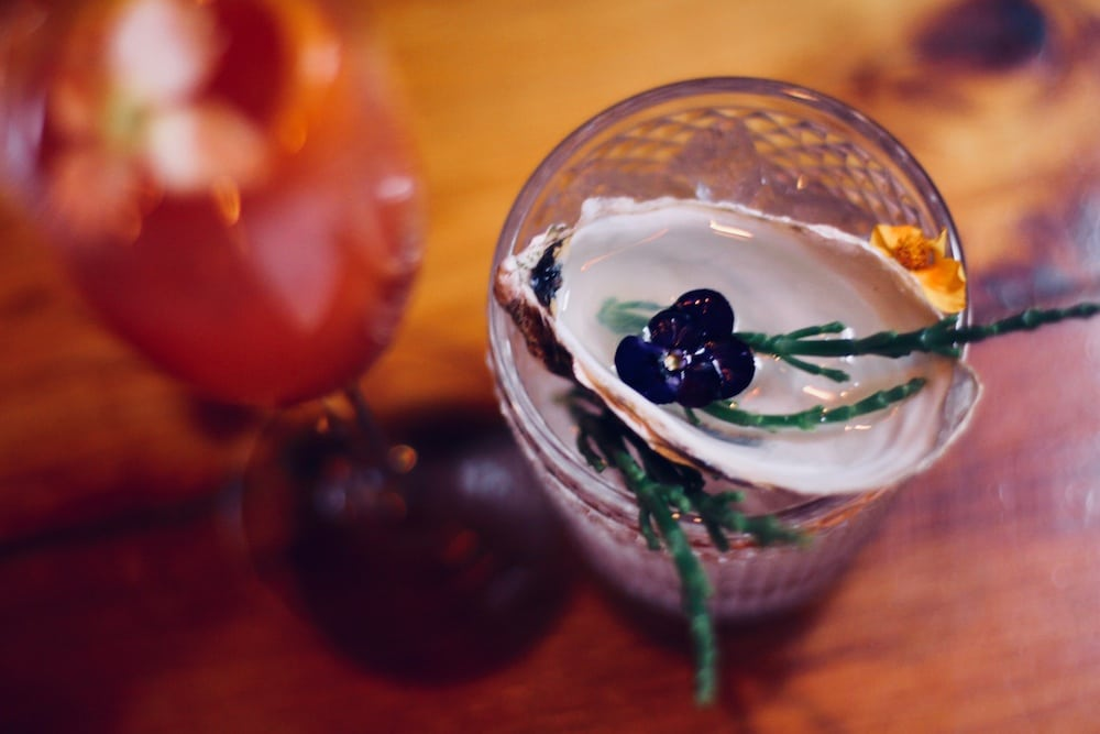 Cocktail at The Salt Room Brighton