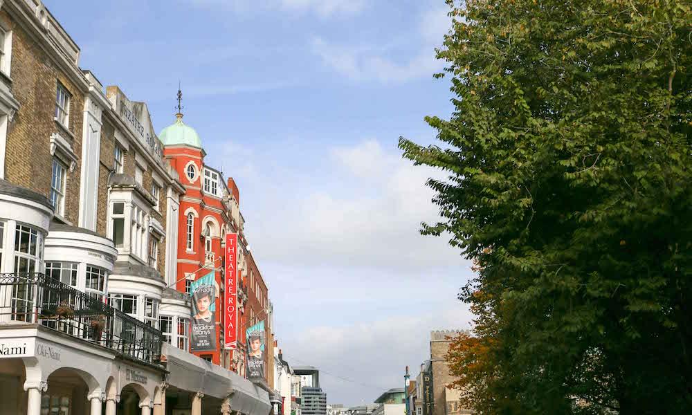 North Laine Brighton