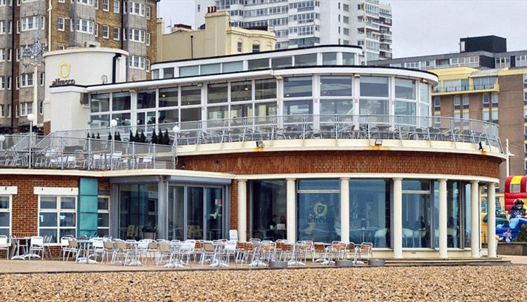 Alfresco in Brighton - Italian Restaurant Brighton