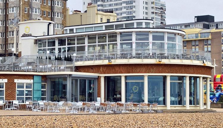 Alfresco in Brighton