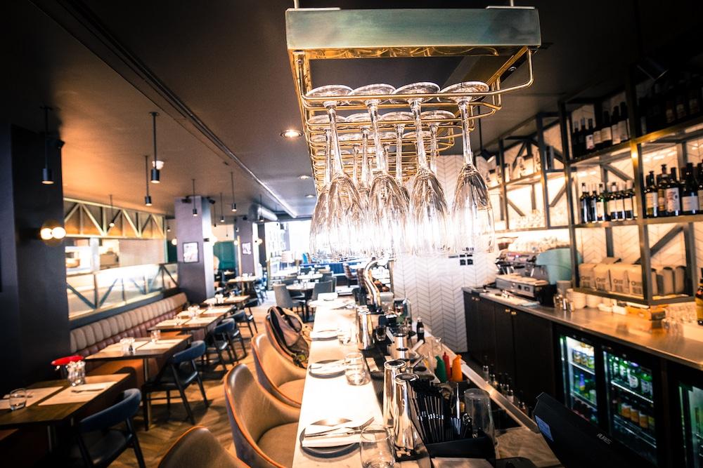 Worthing Restaurants - Aqua Italia Interior Shot