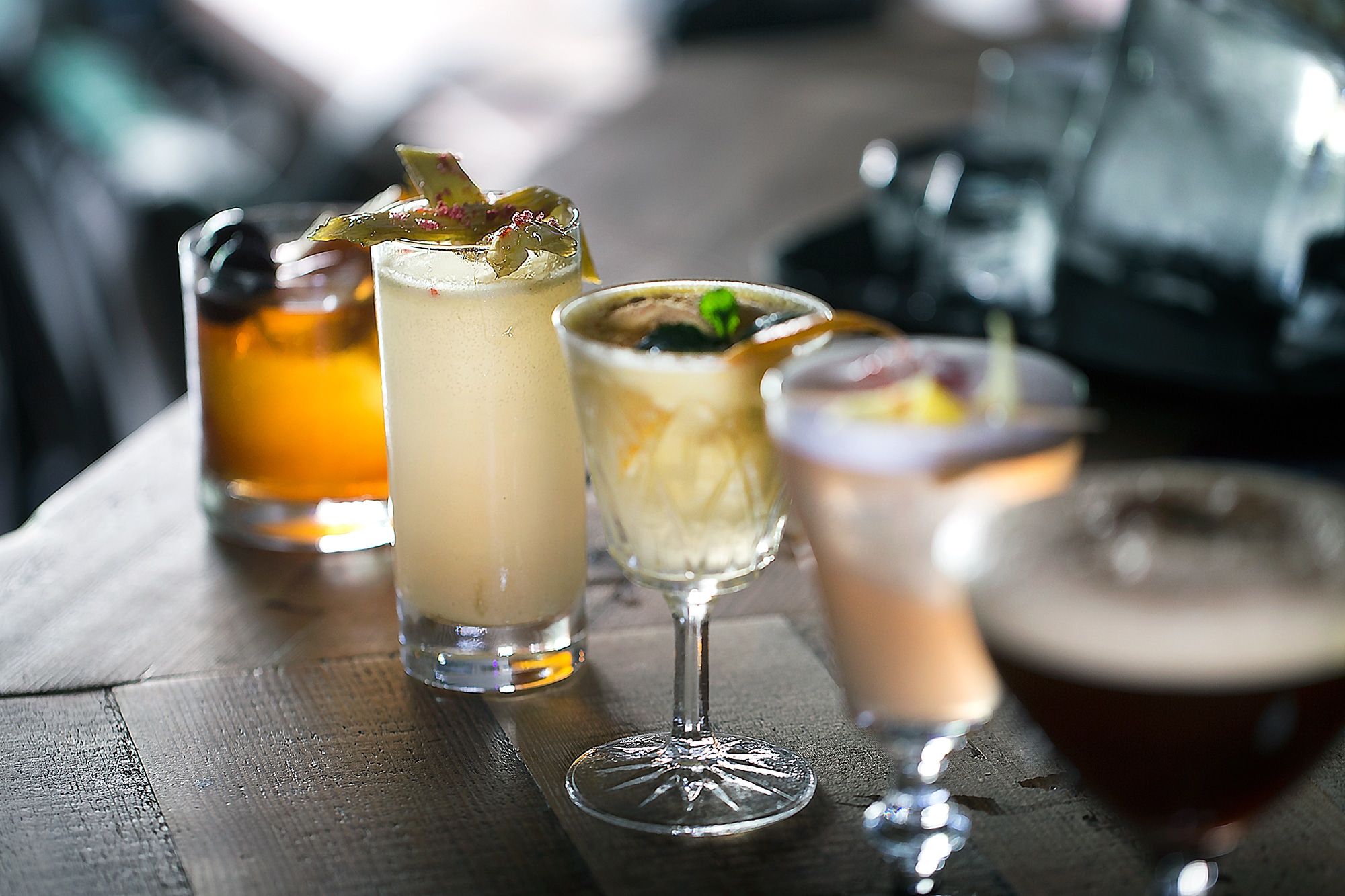 Best cocktails in Brighton