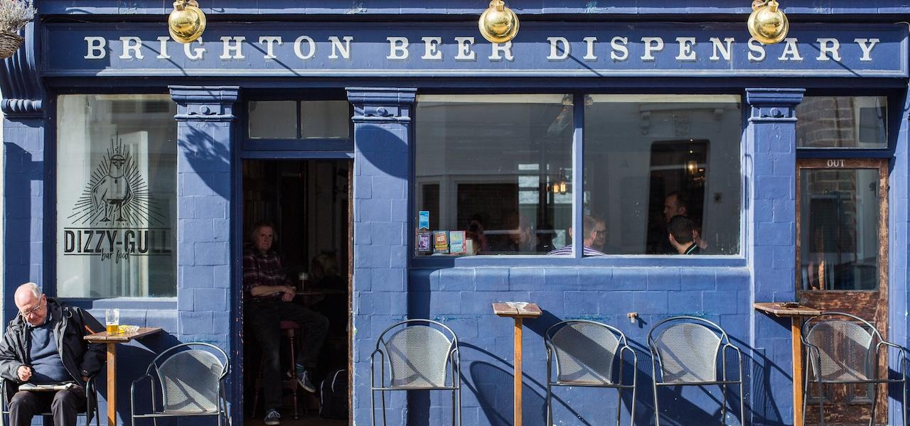 Brighton Beer Dispensary, Gastro Pubs Brighton