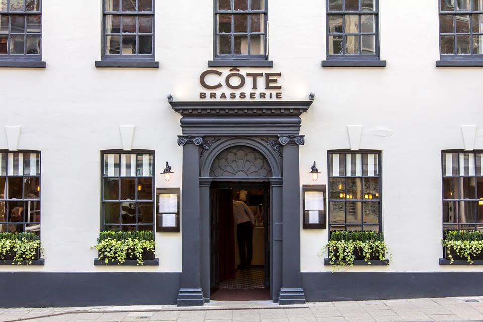 Cote Brasserie in Lewes