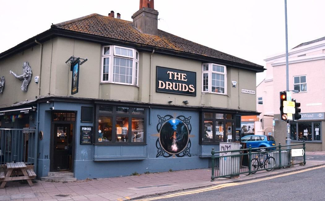 The Druids Brighton, Gastro Pubs Brighton