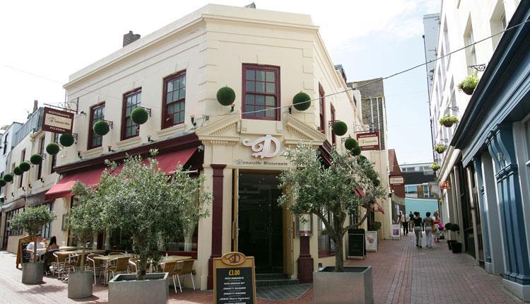 Donatello's Brighton - Italian Restaurant Brighton