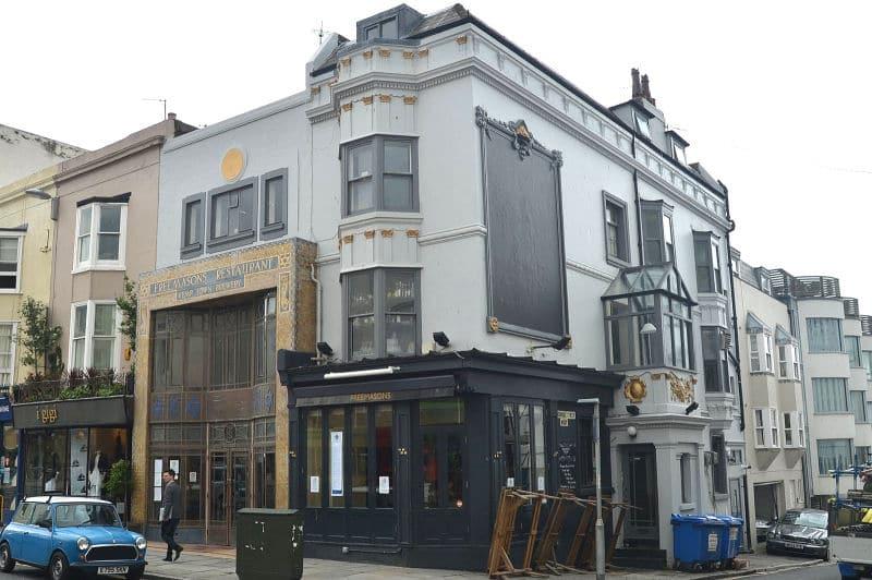 Freemasons Brighton, Gastro Pubs Brighton